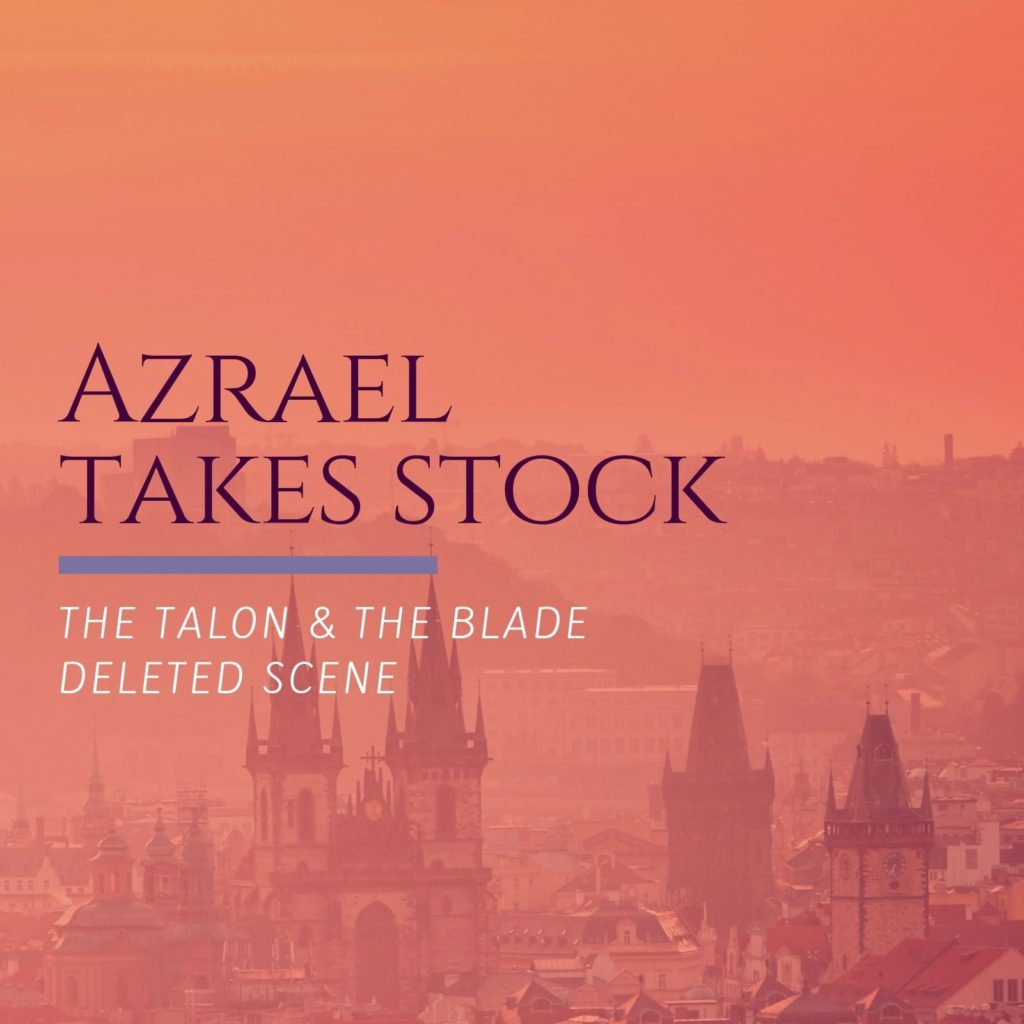 Azrael Takes Stock: A Talon & the Blade Deleted Scene