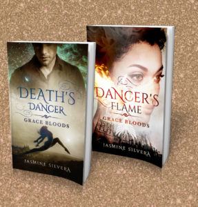 Covers of Death's Dancer